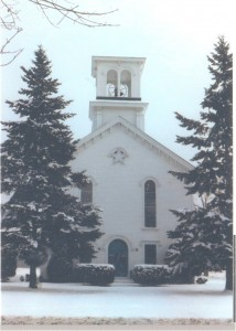 Our Church-1988(From the Collection of the North Chatham Historical Society...Used by Permission)
